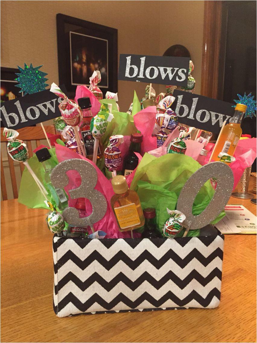 30th birthday gift for her like pinterest 30