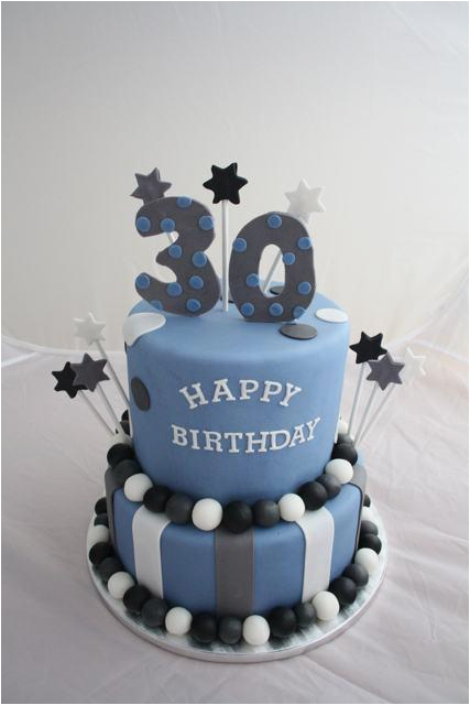 30 Year Old Birthday Decorations Cake Ideas A