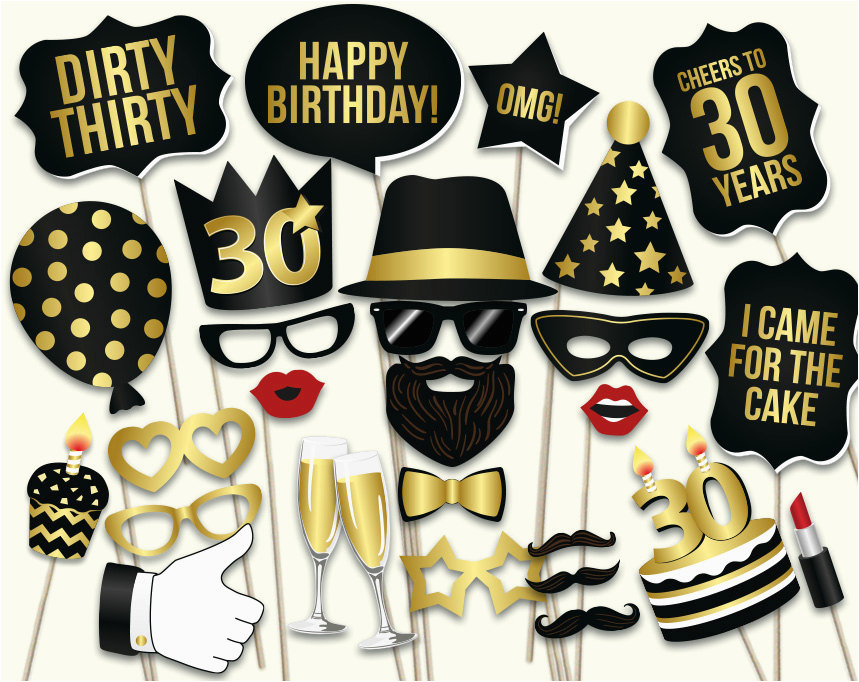 30 Year Old Birthday Party Decorations 30th Ideas To Plan A Memorable One