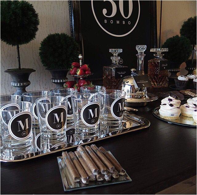 30th Birthday Decorations For Men Masculine Male Decor Black White Silver A