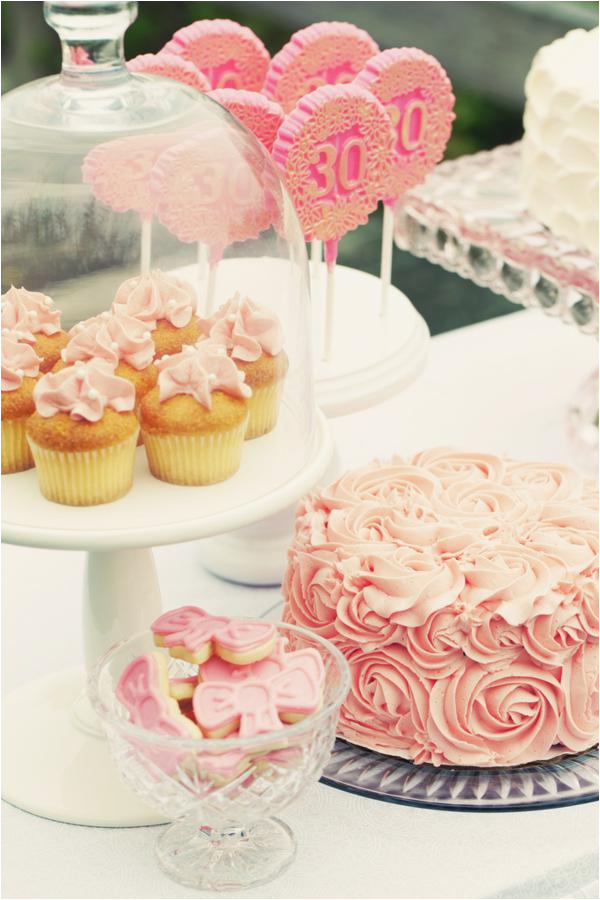 30th Birthday Decorations Pink Party Time 25th Birthday Birthdays