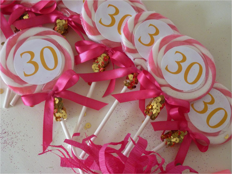 the 30th birthday decorations