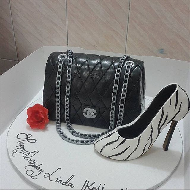 35th Birthday Gift Ideas For Her Linda Ikeji Cake Sent To By Sweet