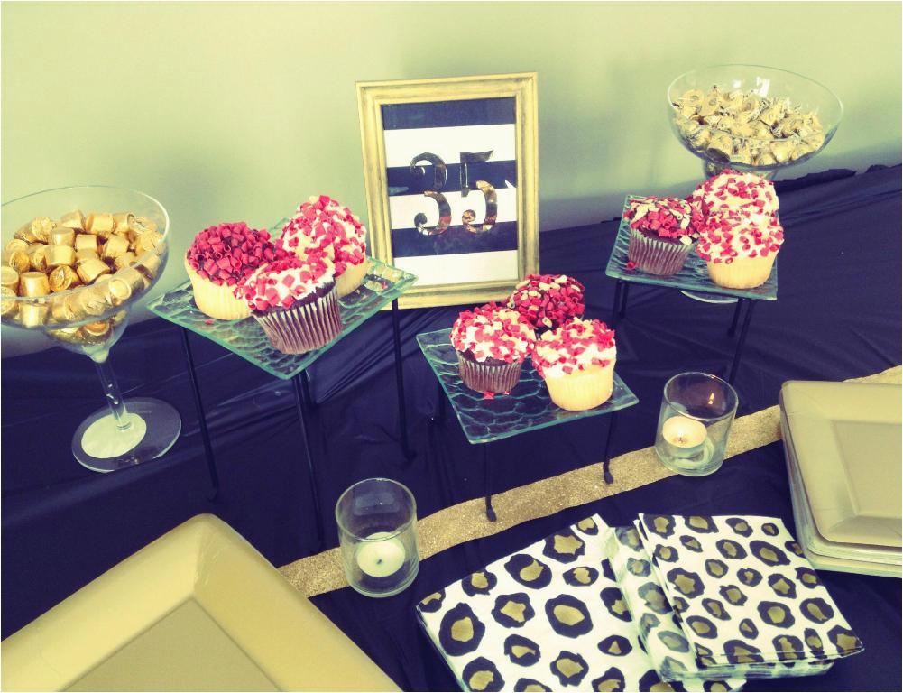 preparing the 35th birthday party ideas