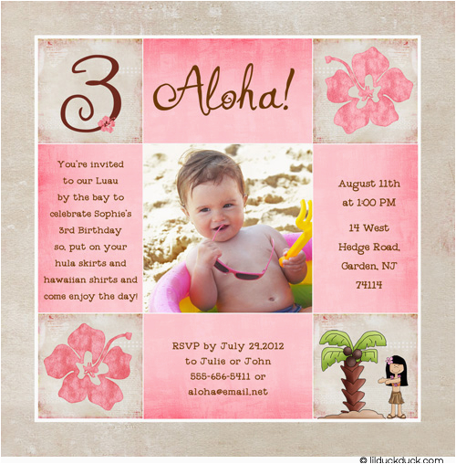 the best 10 3rd birthday invitation wording free download