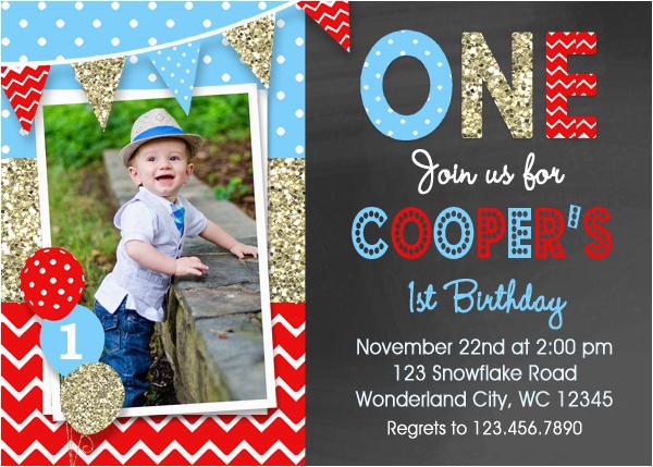 3rd Birthday Invitation Wording Boy Boys Party