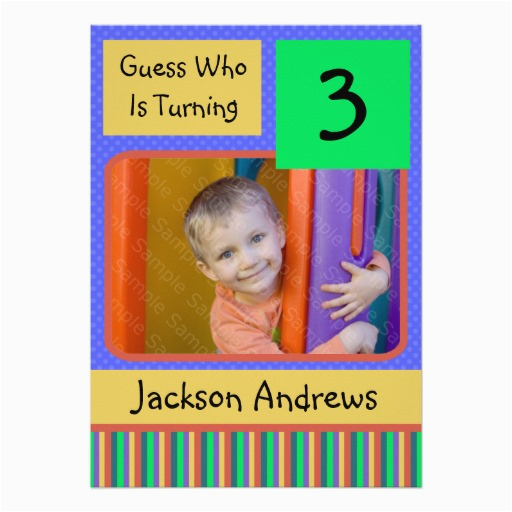 4 Year Old Birthday Invitation Wording 3 Years Invitations Free