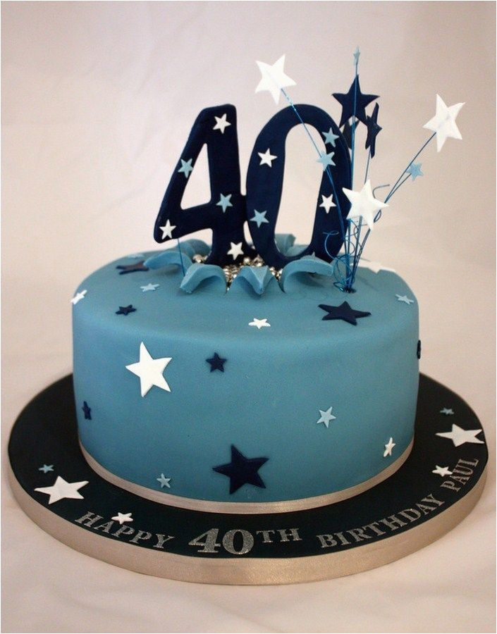 40 Birthday Cake Decorations Ideas For Men