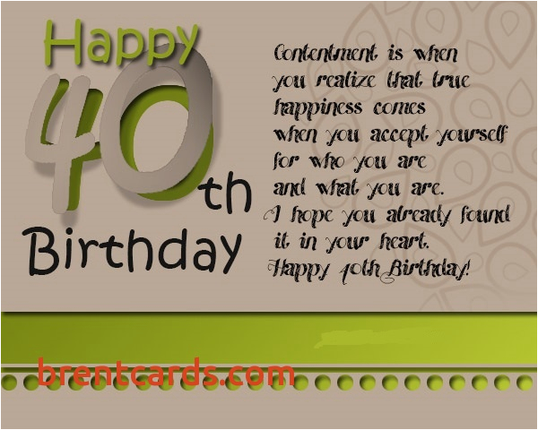 40th Birthday Card Messages Funny Happy Cards For Him Free Design Ideas