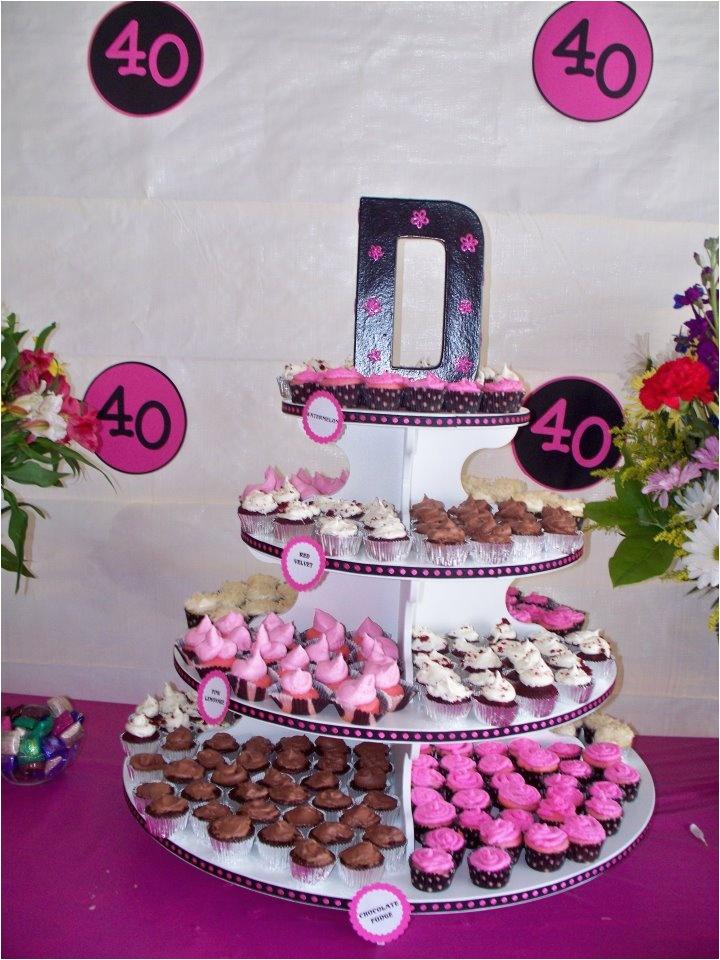 cupcake stand ideas