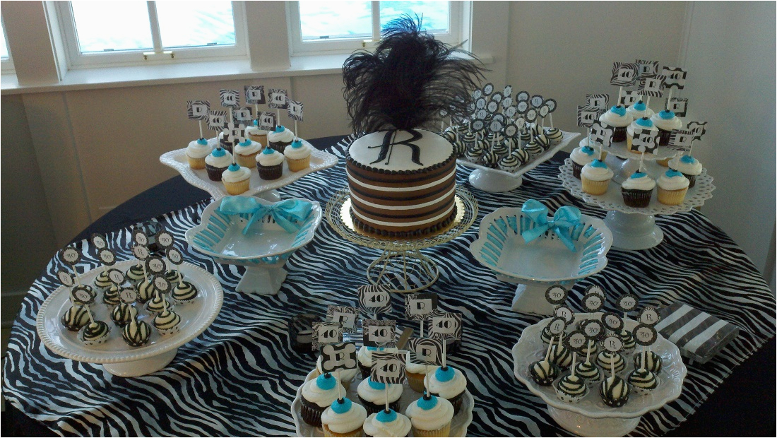 40th Birthday Decoration Ideas For Men Decorations Collaborate Decors