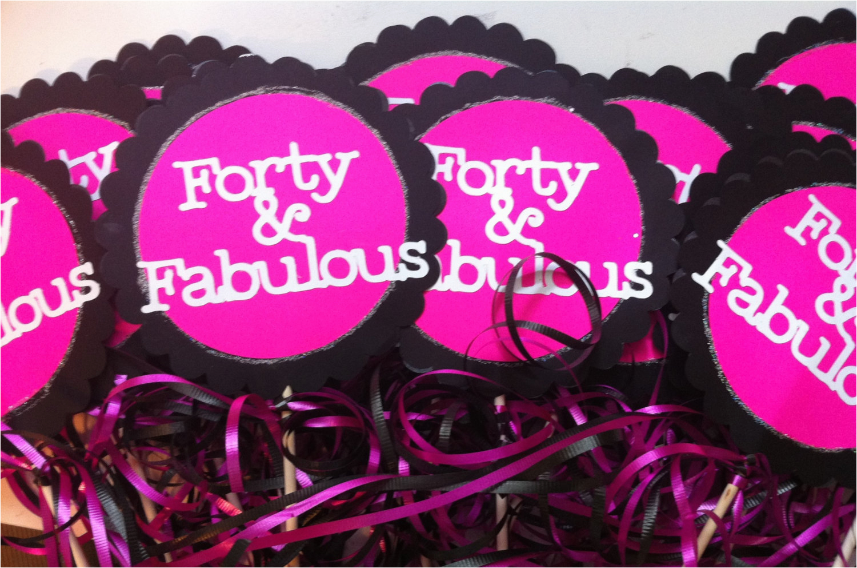 7 fabulous 40th birthday party ideas for women birthday
