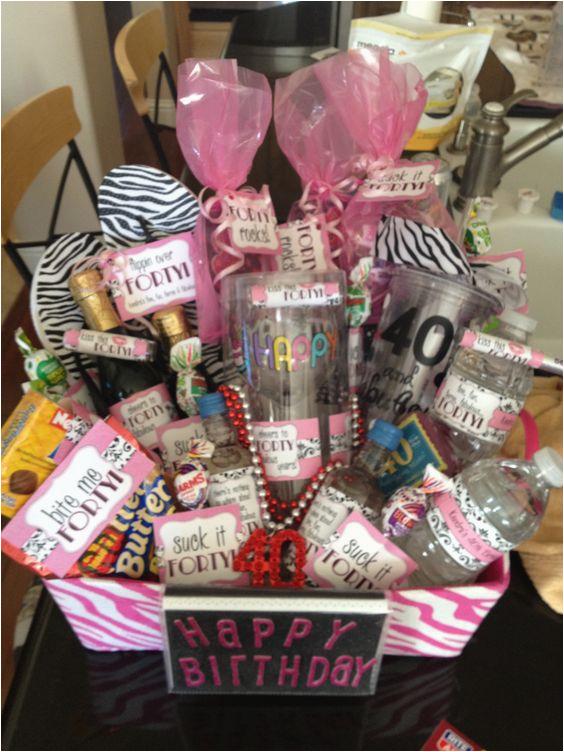 40th Birthday Ideas For Female Friend Gift My Cuz Ken Mission Accomplished