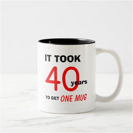 40th Birthday Ideas For Men Funny Gifts Gag Gift Mens