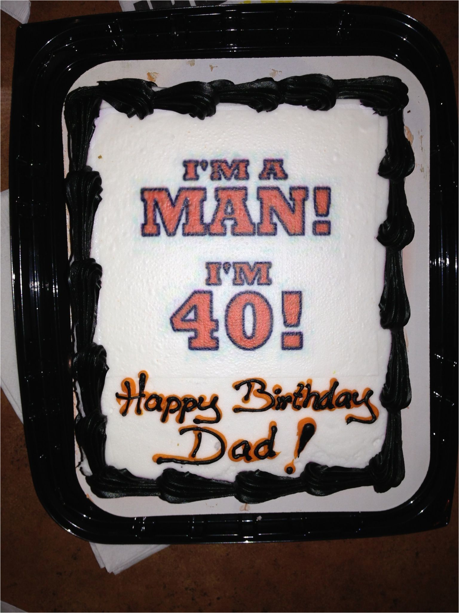 40th Birthday Ideas For My Husband Cake The Home