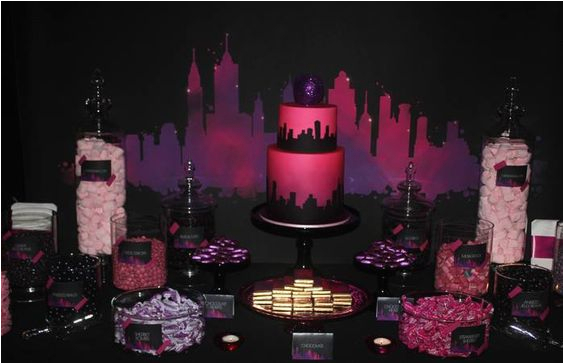 40th Birthday Ideas Nyc Party Themes And Www