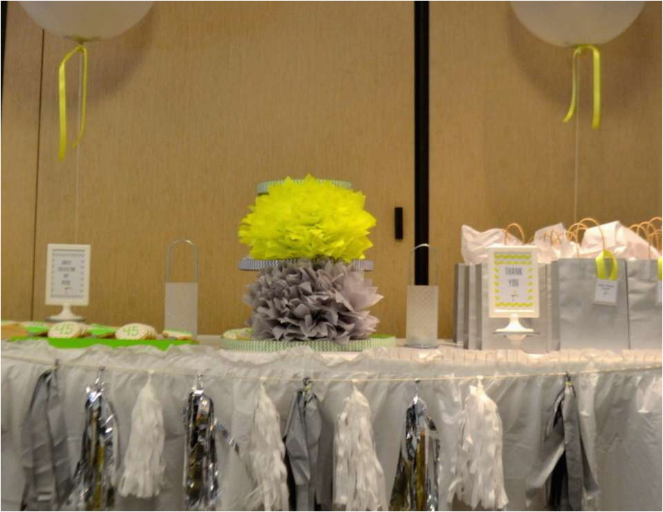 45th Birthday Decorations Eat Drink Laugh Repeat Cocktail Party Birthday Quot 45th