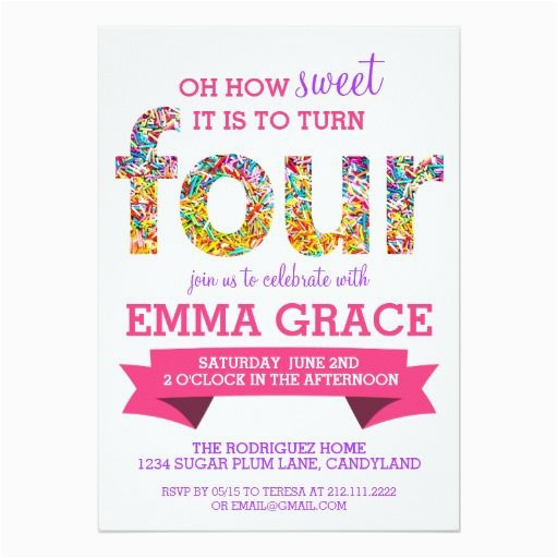 388 best images about 4th birthday party invitations on