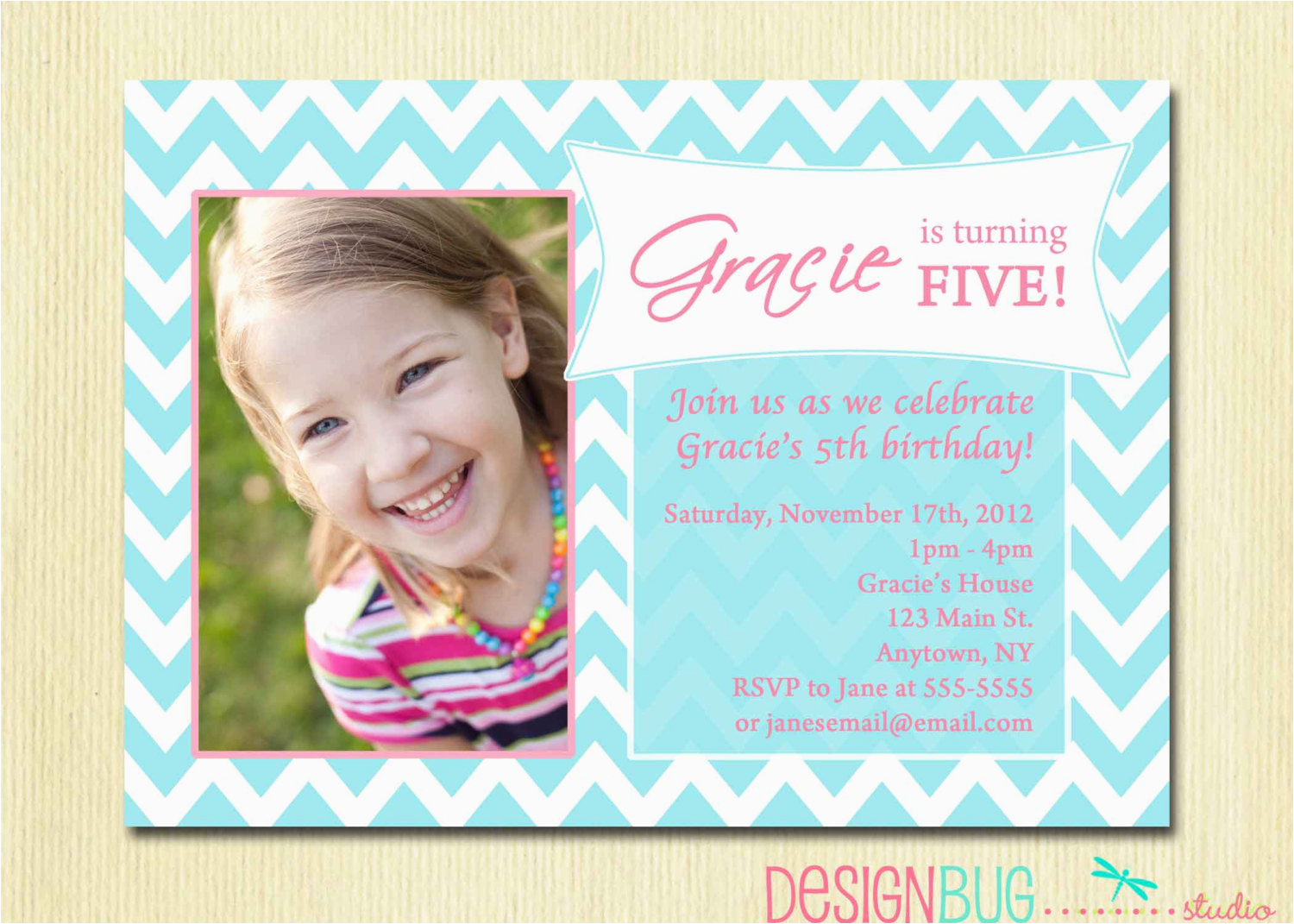 5 Year Old Birthday Invitation Rhymes 7 Wording Librarry