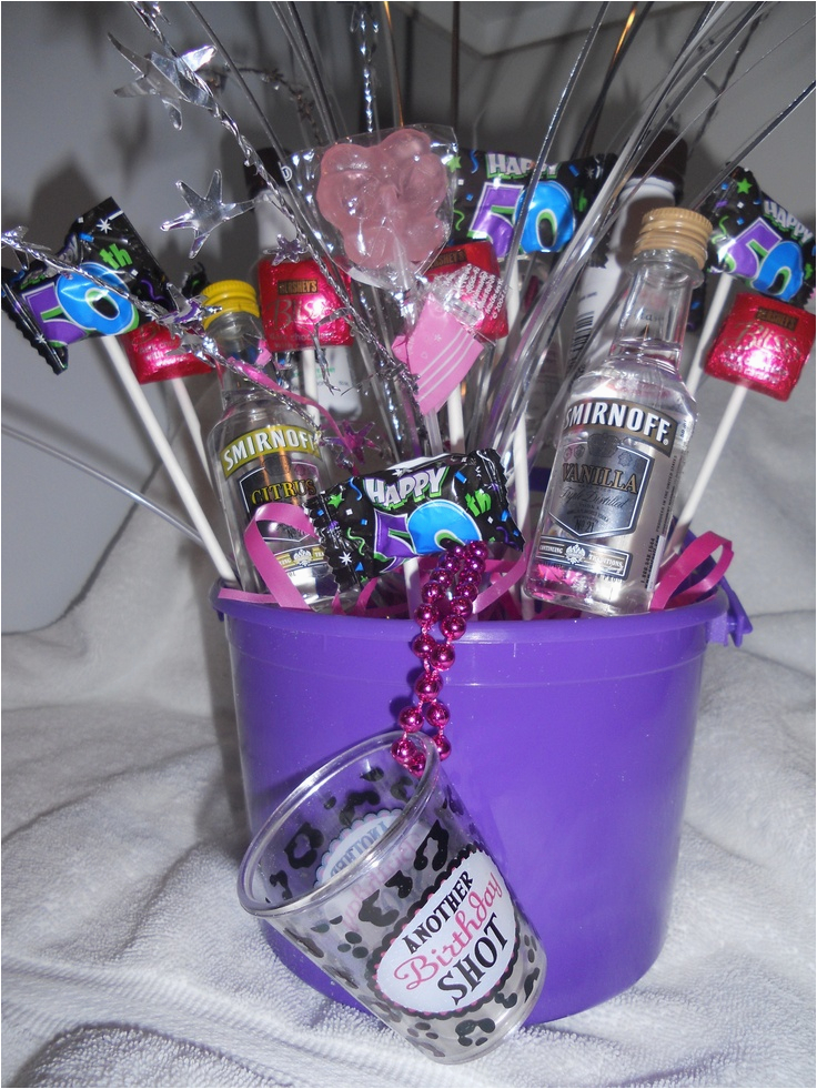 50 Birthday Gift Ideas For Her Made This My Friend 39 S 50th Diy