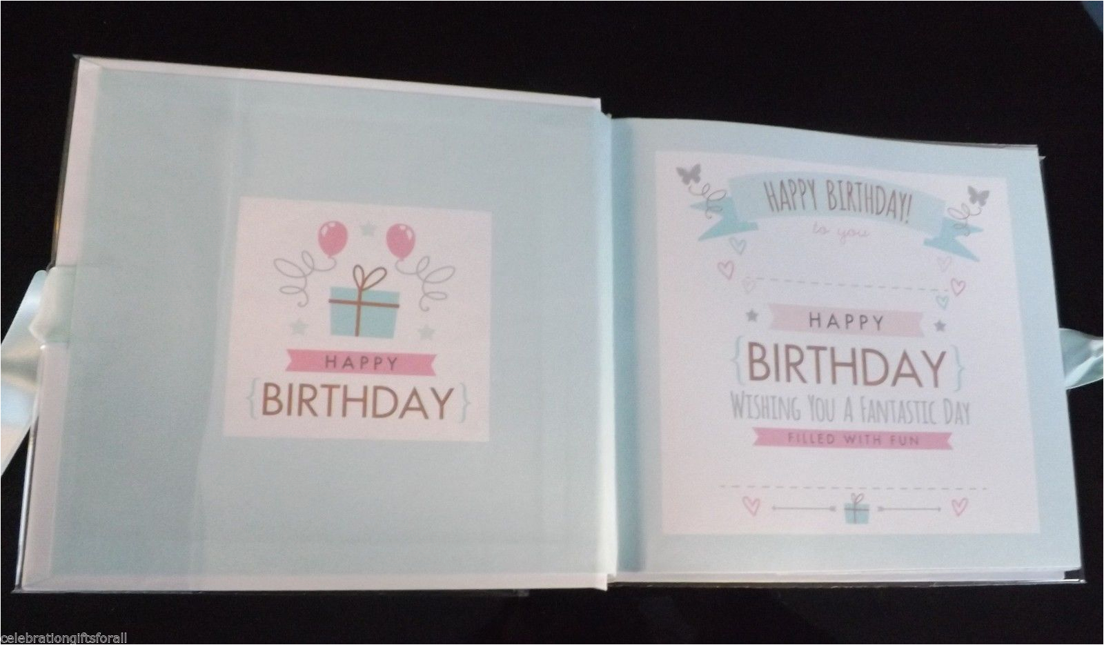 50th birthday photo album gift for her