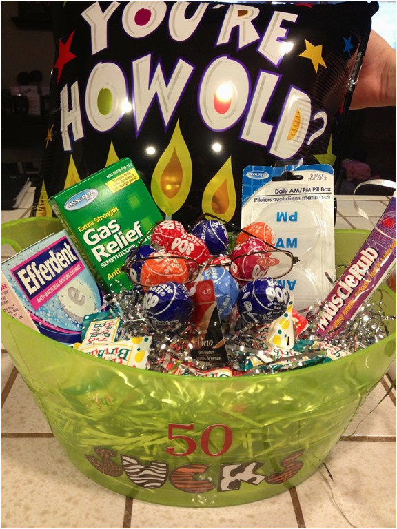 50 Year Old Birthday Decorations 50th Gift Ideas Diy Crafty Projects