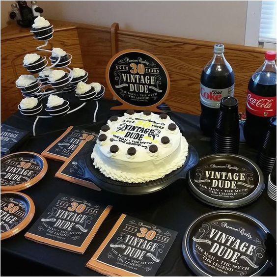 50th Birthday Decoration Ideas For Men 21 Awesome 30th Party Shelterness