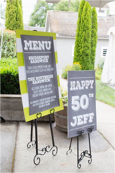 50th Birthday Decoration Ideas For Men Party