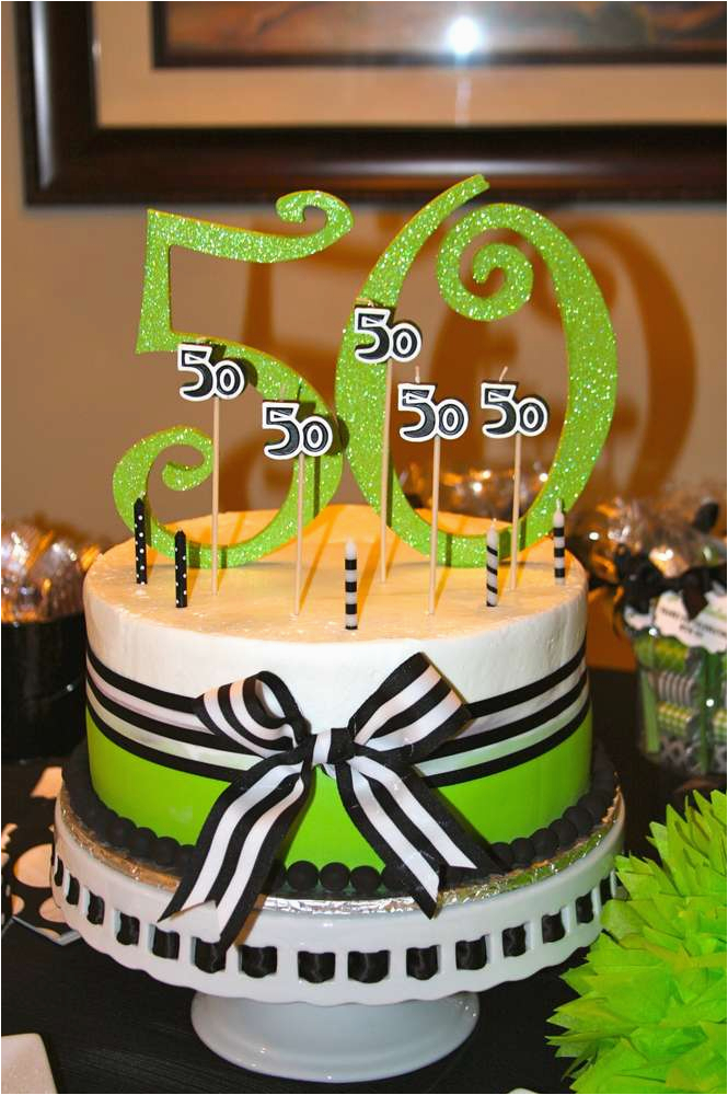 50th Birthday Decorations Ideas Party