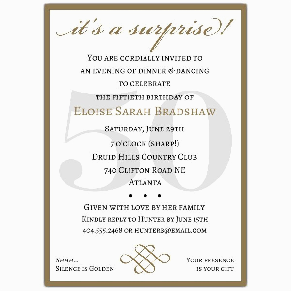 50th Birthday Invitation Sayings Quotes For Party Quotesgram