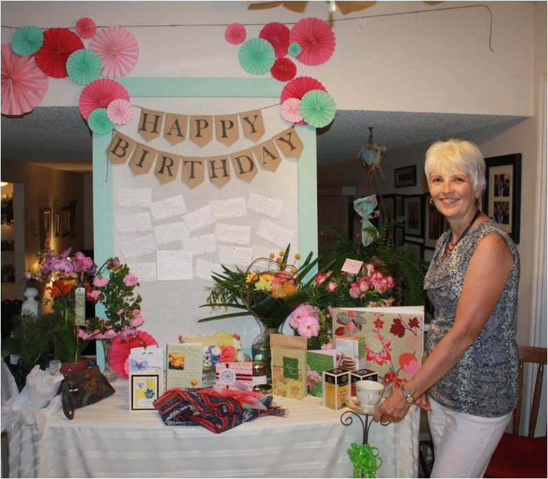 60th Birthday Decorations For Mom Gift Ideas Bash Corner