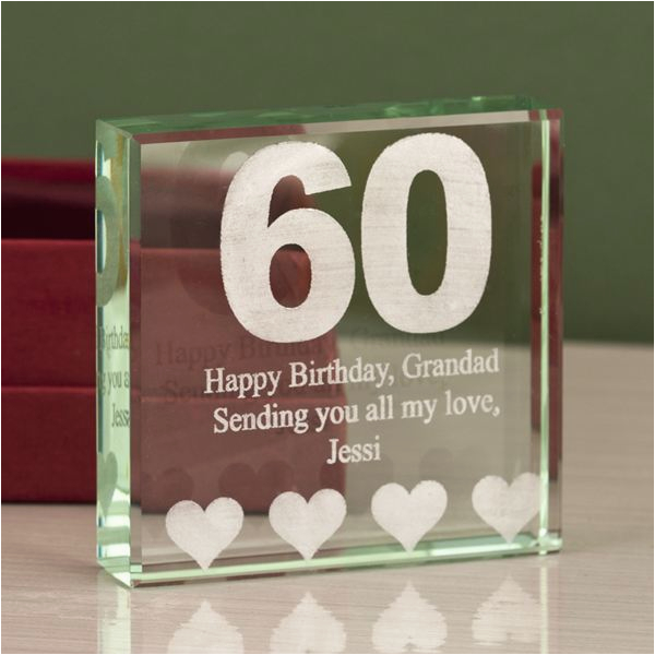 60th Birthday Gifts For Her Ideas Gift Personalised Mum Dad Wife