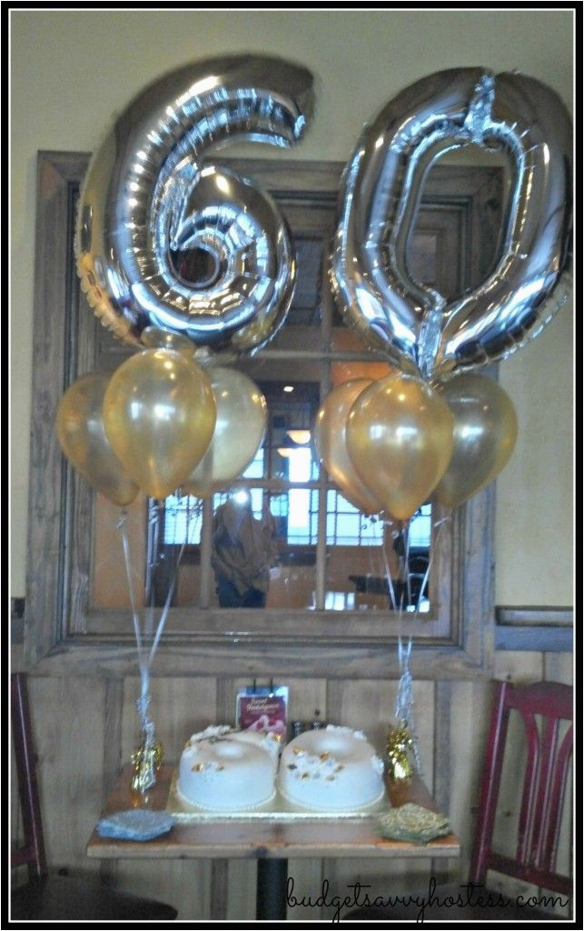 60th Birthday Table Decorations Ideas Best 14 Party Images On Pinterest Other