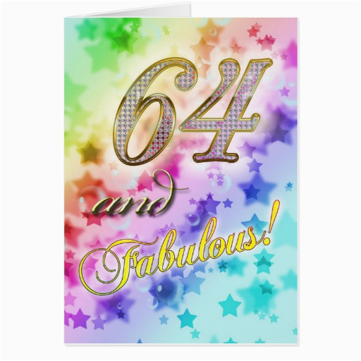 64th birthday gifts t shirts art posters other gift