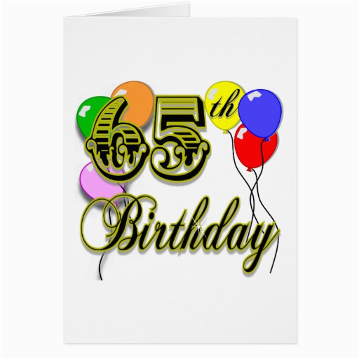 65th Birthday Cake Ideas And Designs