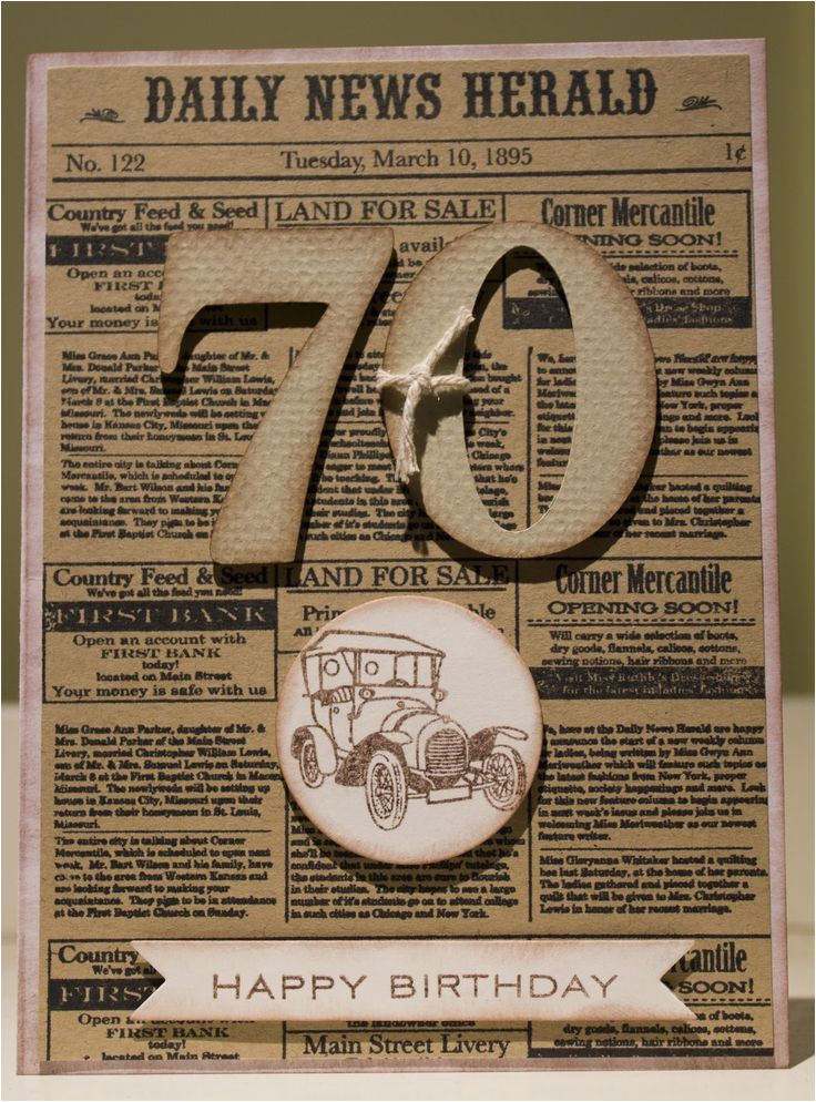 70 Birthday Card Ideas 17 Best About 70th On Pinterest
