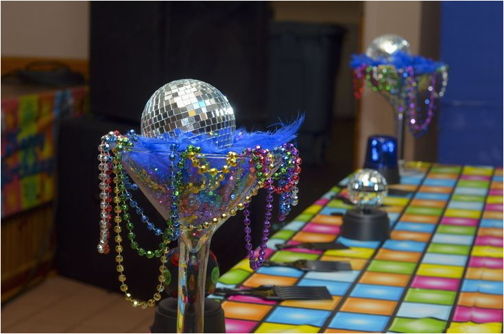 70s Birthday Party Decorations Disco Party Decorations Party Favors Ideas