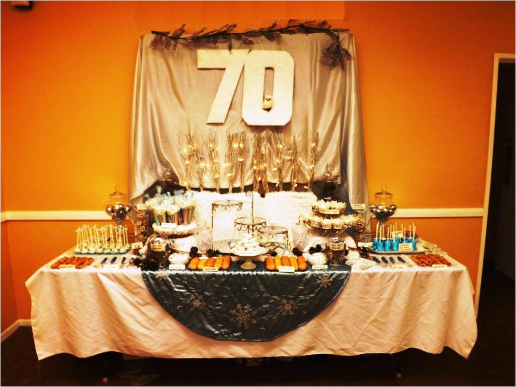 70th Birthday Party Decorations Ideas The Precious For Mom Tedxumkc