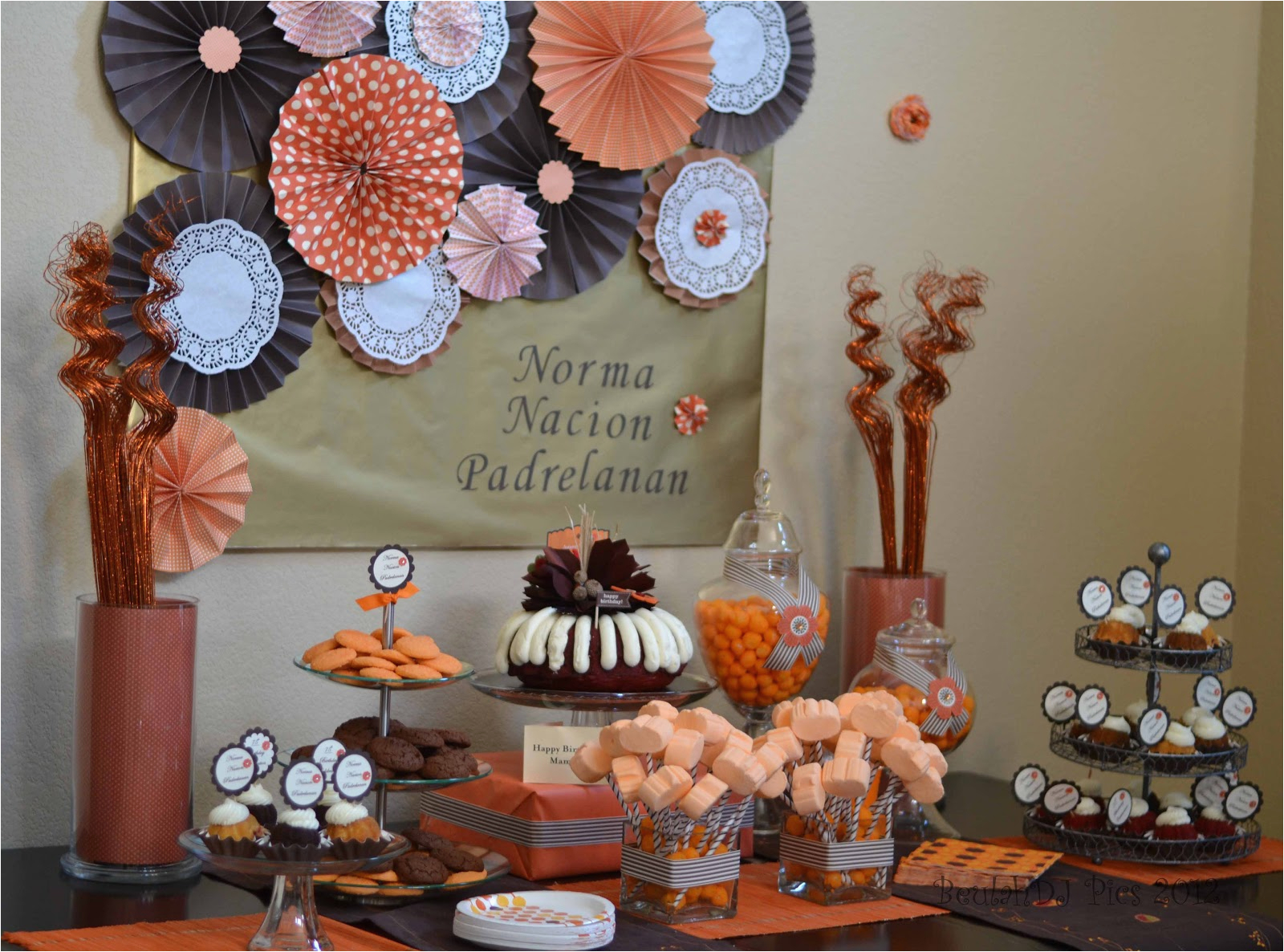 ideas for a 75th birthday party
