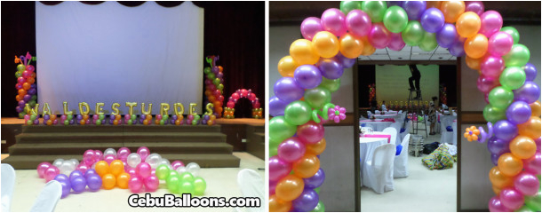 75th Birthday Decorations Party City 7 Unfamiliar Venues In Cebu Balloons