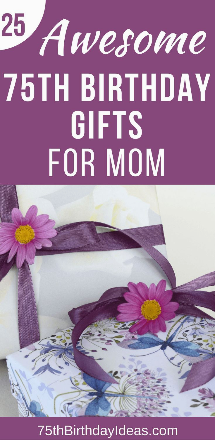 75th Birthday Gift Ideas for Her 130 Best 75th Birthday Gift Ideas Images On Pinterest