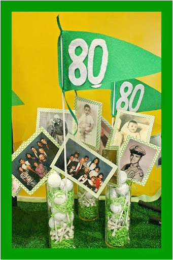 80 Year Old Birthday Party Decorations 80th Centerpieces Easy Ideas For Festive