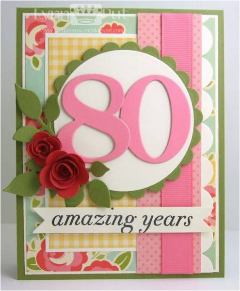 25 best 80th birthday cards images by patricia griswold