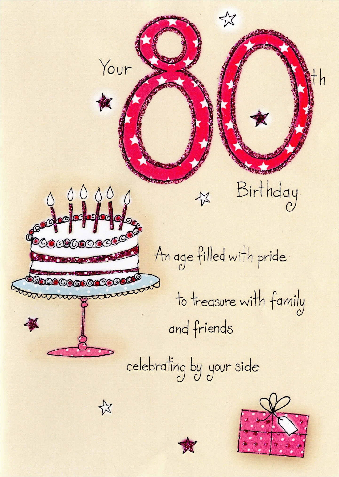 80th Birthday Cards For Mom 80th Birthday Quotes For Mother