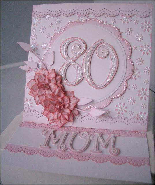 80th Birthday Cards for Mum Julie 39 S Inkspot 80th Birthday Card