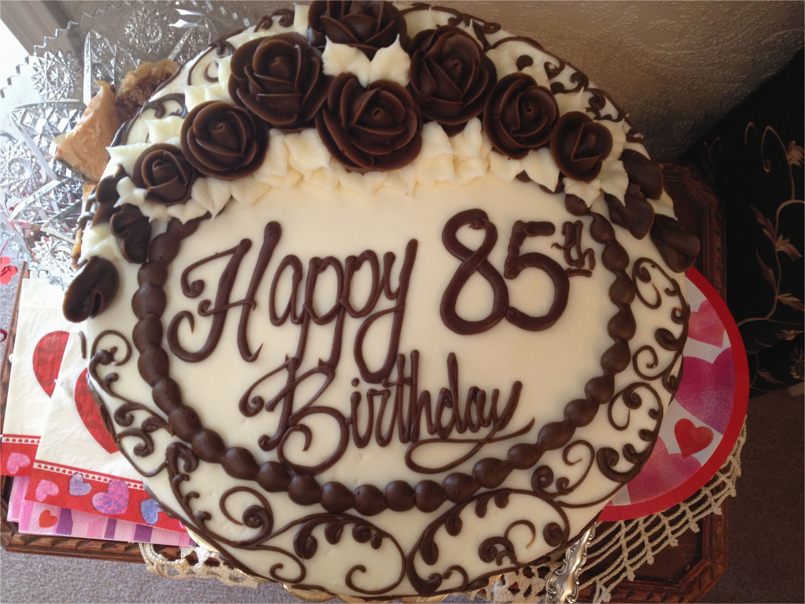 85th Birthday Decorations Beautiful Cake Decorating Ideas For Party