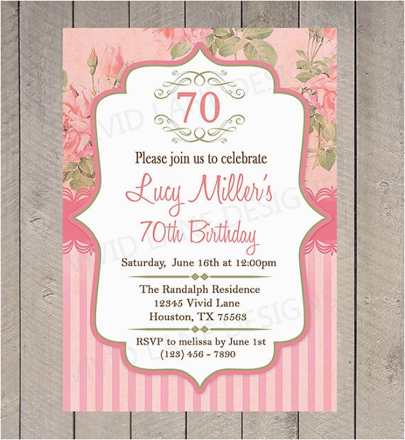 85th Birthday Invitation Template 101 Birthdays