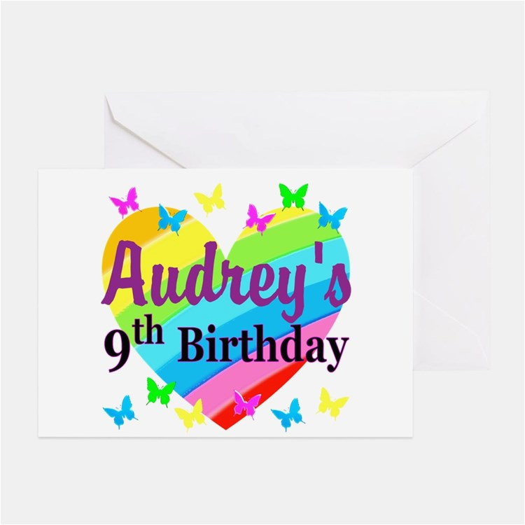 9 Year Old Birthday Card Sayings Greeting Cards Ideas Designs