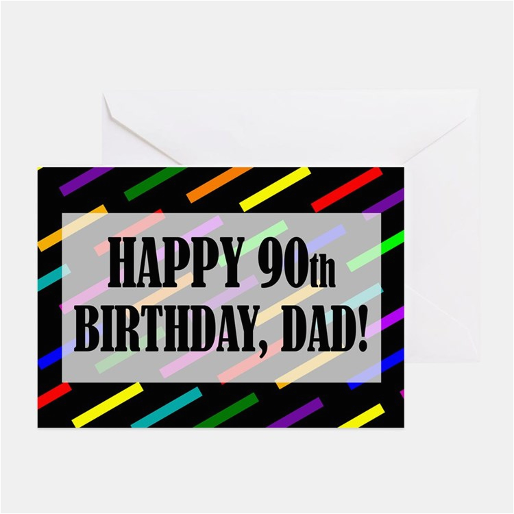 90th Birthday Cards For Dad Happy Gifts Unique