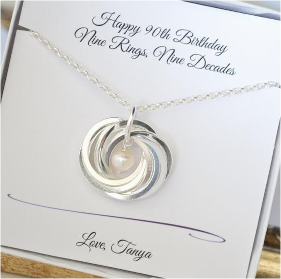90th Birthday Gifts For Her Gift Grandma By